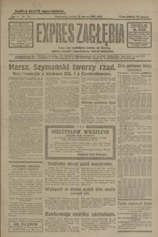 Expres Zagłębia : jedyny organ demokratyczny niezależny woj. kieleckiego. R.5, nr 78 (21 marca 1930)