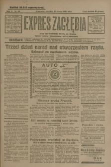 Expres Zagłębia : jedyny organ demokratyczny niezależny woj. kieleckiego. R.5, nr 80 (23 marca 1930)