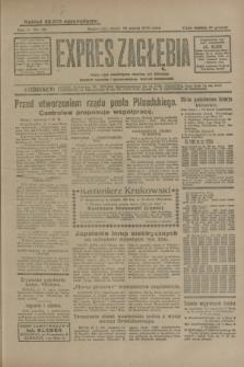 Expres Zagłębia : jedyny organ demokratyczny niezależny woj. kieleckiego. R.5, nr 85 (28 marca 1930)