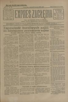 Expres Zagłębia : jedyny organ demokratyczny niezależny woj. kieleckiego. R.5, nr 86 (29 marca 1930)