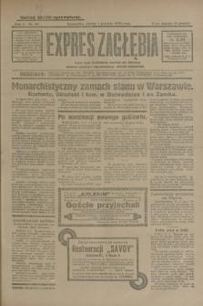 Expres Zagłębia : jedyny organ demokratyczny niezależny woj. kieleckiego. R.5, nr 89 (1 kwietnia 1930)