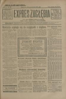 Expres Zagłębia : jedyny organ demokratyczny niezależny woj. kieleckiego. R.5, nr 90 (2 kwietnia 1930)