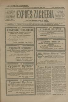 Expres Zagłębia : jedyny organ demokratyczny niezależny woj. kieleckiego. R.5, nr 91 (3 kwietnia 1930)