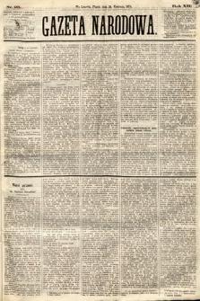 Gazeta Narodowa. 1874, nr93