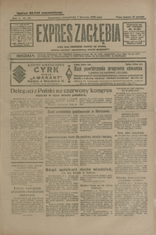 Expres Zagłębia : jedyny organ demokratyczny niezależny woj. kieleckiego. R.5, nr 95 (7 kwietnia 1930)