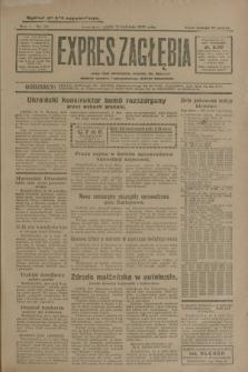 Expres Zagłębia : jedyny organ demokratyczny niezależny woj. kieleckiego. R.5, nr 99 (11 kwietnia 1930)
