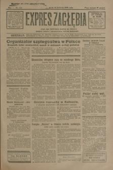 Expres Zagłębia : jedyny organ demokratyczny niezależny woj. kieleckiego. R.5, nr 104 (16 kwietnia 1930)