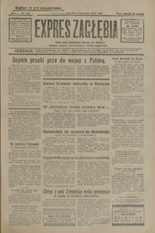Expres Zagłębia : jedyny organ demokratyczny niezależny woj. kieleckiego. R.5, nr 105 (17 kwietnia 1930)