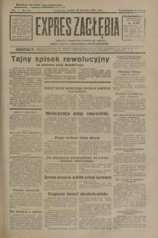 Expres Zagłębia : jedyny organ demokratyczny niezależny woj. kieleckiego. R.5, nr 114 (29 kwietnia 1930)
