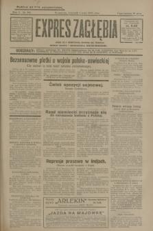 Expres Zagłębia : jedyny organ demokratyczny niezależny woj. kieleckiego. R.5, nr 116 (1 maja 1930)