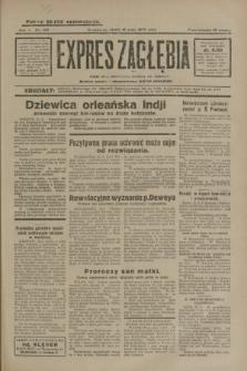 Expres Zagłębia : jedyny organ demokratyczny niezależny woj. kieleckiego. R.5, nr 129 (16 maja 1930)