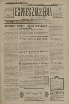 Expres Zagłębia : jedyny organ demokratyczny niezależny woj. kieleckiego. R.5, nr 132 (19 maja 1930)