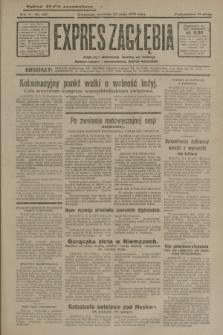 Expres Zagłębia : jedyny organ demokratyczny niezależny woj. kieleckiego. R.5, nr 135 (22 maja 1930)