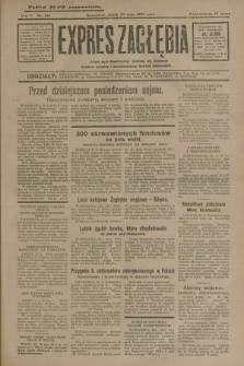 Expres Zagłębia : jedyny organ demokratyczny niezależny woj. kieleckiego. R.5, nr 136 (23 maja 1930)