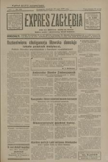 Expres Zagłębia : jedyny organ demokratyczny niezależny woj. kieleckiego. R.5, nr 138 (25 maja 1930)