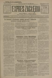 Expres Zagłębia : jedyny organ demokratyczny niezależny woj. kieleckiego. R.5, nr 140 (27 maja 1930)