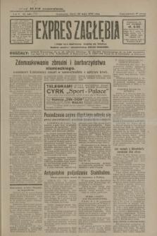 Expres Zagłębia : jedyny organ demokratyczny niezależny woj. kieleckiego. R.5, nr 141 (28 maja 1930)
