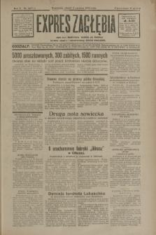 Expres Zagłębia : jedyny organ demokratyczny niezależny woj. kieleckiego. R.5, nr 146 (3 czerwca 1930)