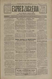 Expres Zagłębia : jedyny organ demokratyczny niezależny woj. kieleckiego. R.5, nr 149 (6 czerwca 1930)