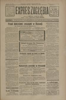 Expres Zagłębia : jedyny organ demokratyczny niezależny woj. kieleckiego. R.5, nr 151 (8 czerwca 1930)