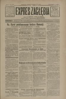 Expres Zagłębia : jedyny organ demokratyczny niezależny woj. kieleckiego. R.5, nr 152 (10 czerwca 1930)
