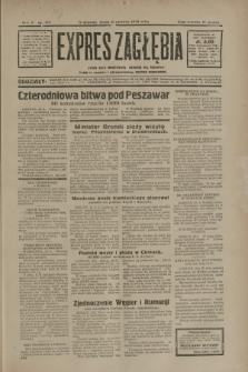 Expres Zagłębia : jedyny organ demokratyczny niezależny woj. kieleckiego. R.5, nr 153 (11 czerwca 1930)