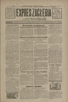 Expres Zagłębia : jedyny organ demokratyczny niezależny woj. kieleckiego. R.5, nr 158 (17 czerwca 1930)