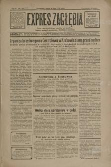 Expres Zagłębia : jedyny organ demokratyczny niezależny woj. kieleckiego. R.5, nr 171 [i.e.172] (4 lipca 1930)