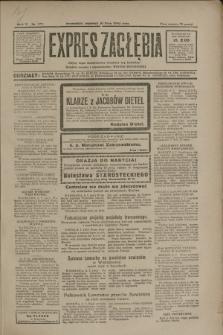 Expres Zagłębia : jedyny organ demokratyczny niezależny woj. kieleckiego. R.5, nr 177 (10 lipca 1930)