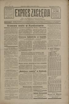 Expres Zagłębia : jedyny organ demokratyczny niezależny woj. kieleckiego. R.5, nr 178 (11 lipca 1930)