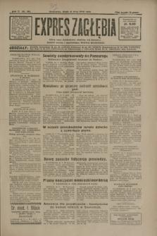 Expres Zagłębia : jedyny organ demokratyczny niezależny woj. kieleckiego. R.5, nr 182 (16 marca 1930)