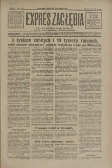 Expres Zagłębia : jedyny organ demokratyczny niezależny woj. kieleckiego. R.5, nr 190 (25 lipca 1930)