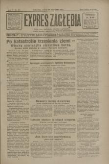 Expres Zagłębia : jedyny organ demokratyczny niezależny woj. kieleckiego. R.5, nr 191 (26 lipca 1930)