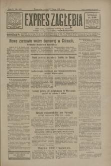 Expres Zagłębia : jedyny organ demokratyczny niezależny woj. kieleckiego. R.5, nr 193 (29 lipca 1930)
