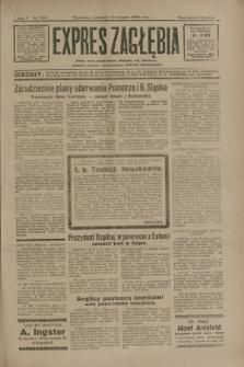 Expres Zagłębia : jedyny organ demokratyczny niezależny woj. kieleckiego. R.5, nr 207 (14 sierpnia 1930)