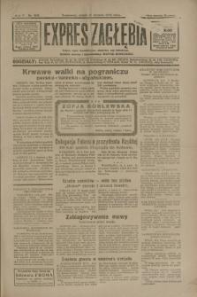 Expres Zagłębia : jedyny organ demokratyczny niezależny woj. kieleckiego. R.5, nr 208 (15 sierpnia 1930)