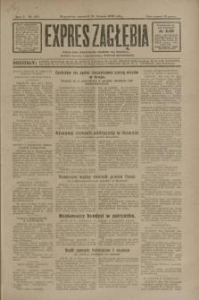 Expres Zagłębia : jedyny organ demokratyczny niezależny woj. kieleckiego. R.5, nr 213 (21 sierpnia 1930)