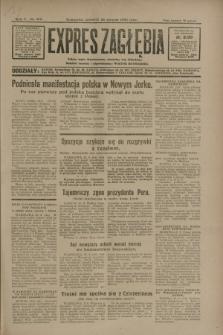 Expres Zagłębia : jedyny organ demokratyczny niezależny woj. kieleckiego. R.5, nr 219 (28 sierpnia 1930)