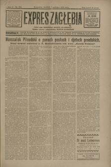 Expres Zagłębia : jedyny organ demokratyczny niezależny woj. kieleckiego. R.5, nr 229 (7 września 1930)