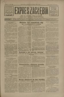 Expres Zagłębia : jedyny organ demokratyczny niezależny woj. kieleckiego. R.5, nr 241 (19 września 1930)