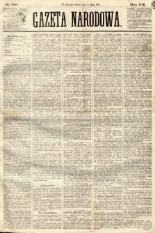 Gazeta Narodowa. 1874, nr100