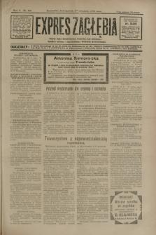 Expres Zagłębia : jedyny organ demokratyczny niezależny woj. kieleckiego. R.5, nr 251 (29 września 1930)