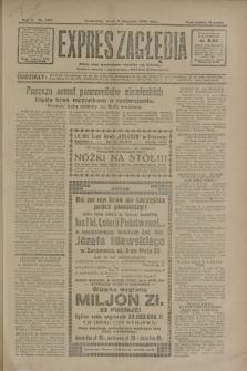 Expres Zagłębia : jedyny organ demokratyczny niezależny woj. kieleckiego. R.5, nr 287 (5 listopada 1930)