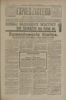 Expres Zagłębia : jedyny organ demokratyczny niezależny woj. kieleckiego. R.5, nr 305 (23 listopada 1930)