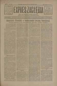 Expres Zagłębia : jedyny organ demokratyczny niezależny woj. kieleckiego. R.5, nr 309 (27 listopada 1930)