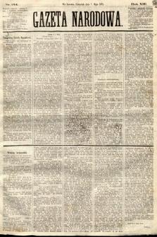 Gazeta Narodowa. 1874, nr104