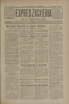 Expres Zagłębia : jedyny organ demokratyczny niezależny woj. kieleckiego. R.5, nr 324 (13 grudnia 1930)