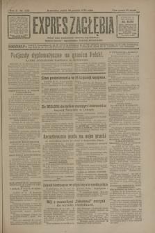 Expres Zagłębia : jedyny organ demokratyczny niezależny woj. kieleckiego. R.5, nr 330 (19 grudnia 1930)