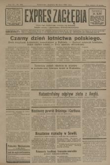 Expres Zagłębia : jedyny organ demokratyczny niezależny woj. kieleckiego. R.6, nr 201 (26 lipca 1931)