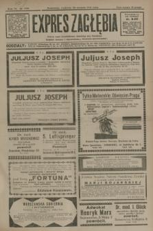 Expres Zagłębia : jedyny organ demokratyczny niezależny woj. kieleckiego. R.6, nr 235 (30 sierpnia 1931)